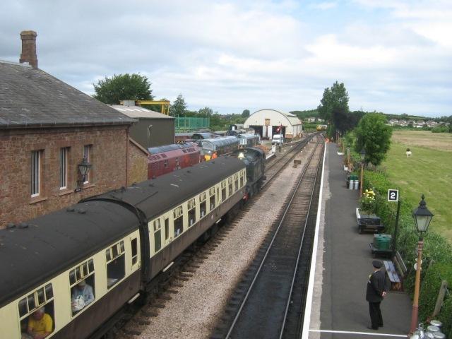 Williton Station