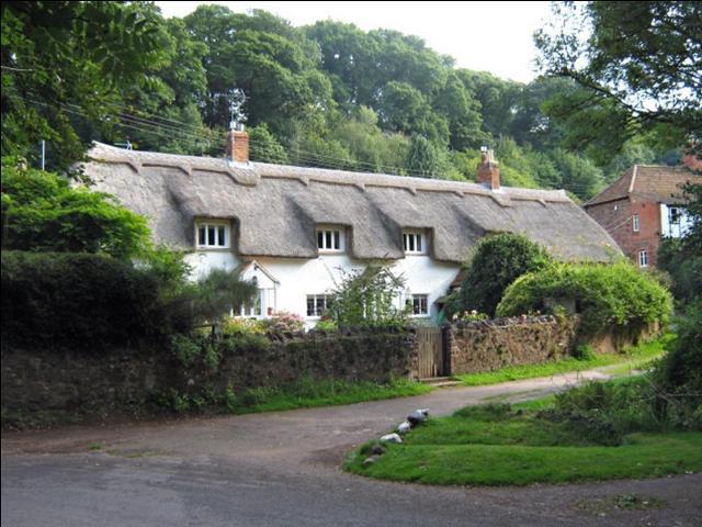 Holford village