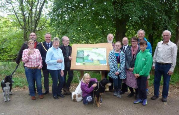 The Friends of Tregoniggie Woodland