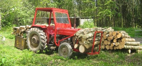 Treragin firewood